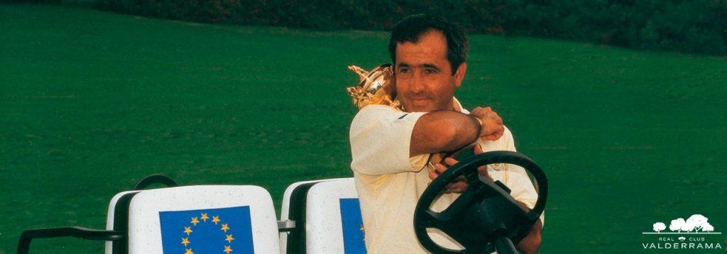 Seve Ballesteros 1997 Ryder Cup