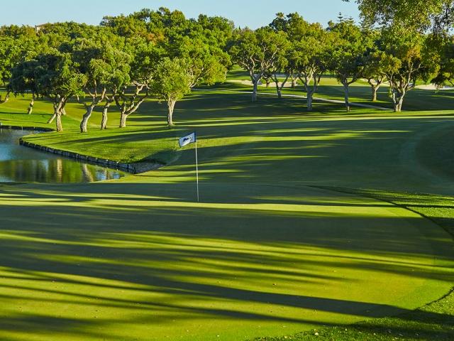 Hole 10 - Real Valderrama Golf Club