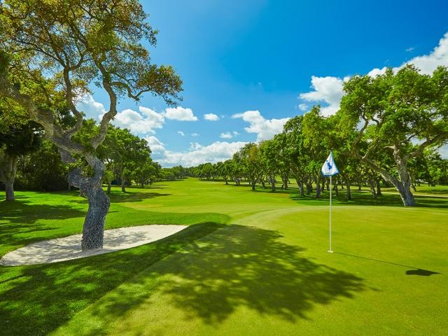 Hole 9 - Real Valderrama Golf Club