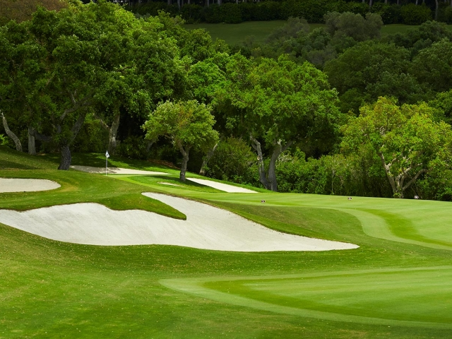 Hole 5 - Real Valderrama Golf Club
