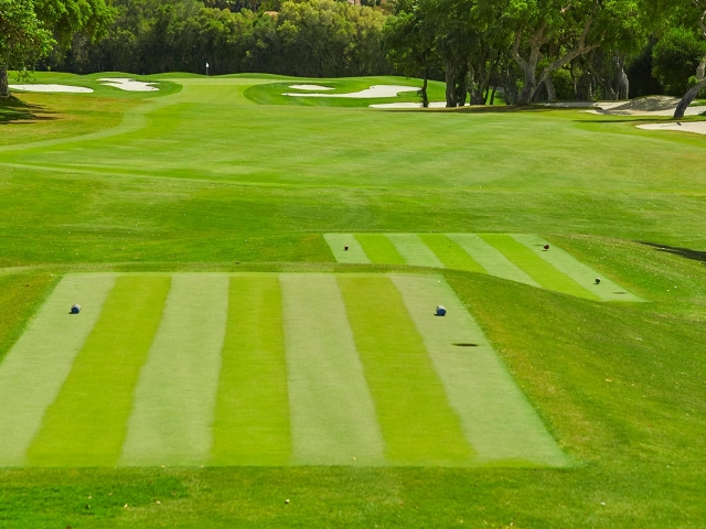 Hole 7 - Real Valderrama Golf Club