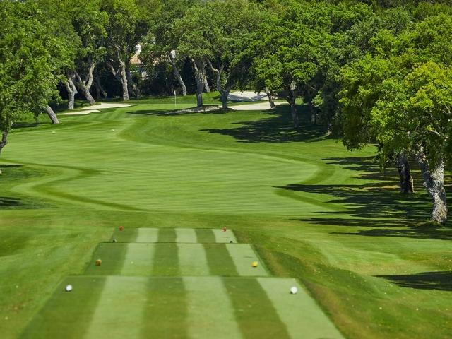 Hole 1 - Real Valderrama Golf Club