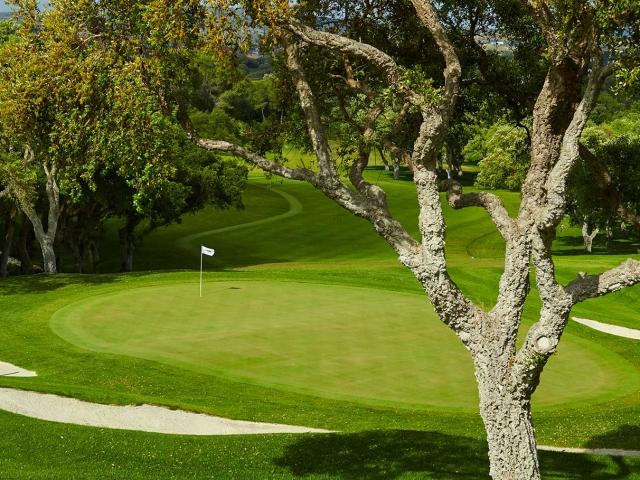 Hole 14 - Real Valderrama Golf Club