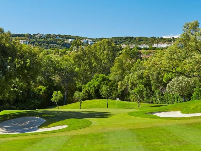 Hole 3 - Real Valderrama Golf Club