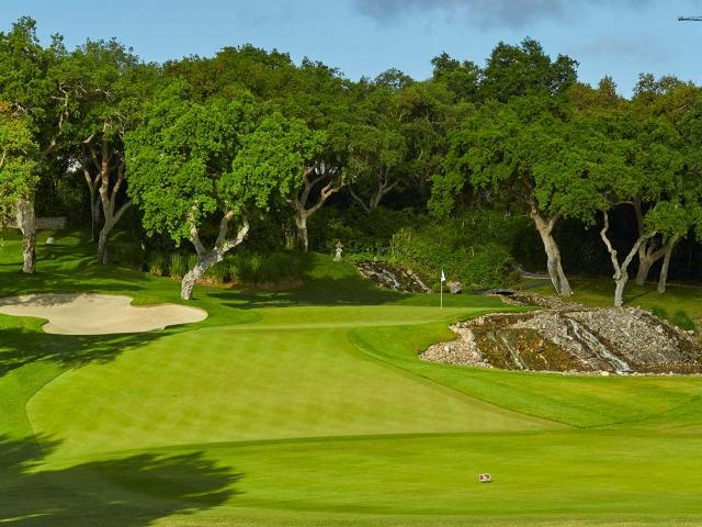 Hole 4 - Real Valderrama Golf Club
