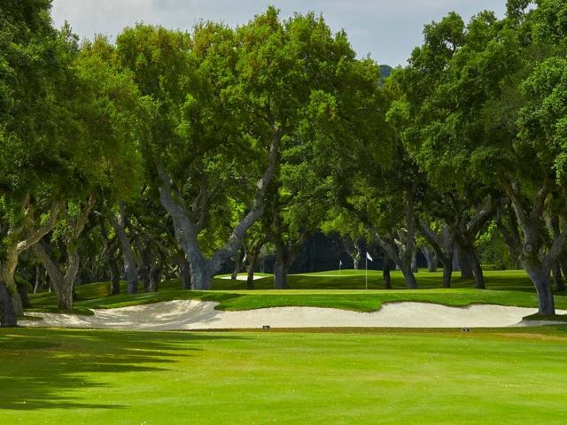 Hole 8 - Real Valderrama Golf Club