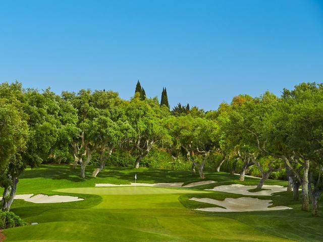 Hole 12 - Real Valderrama Golf Club