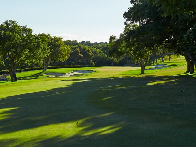 Hole 16 - Real Valderrama Golf Club