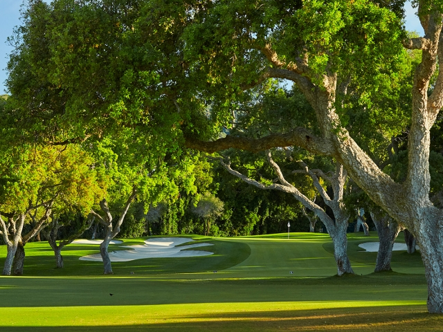 Hole 2 - Real Valderrama Golf Club