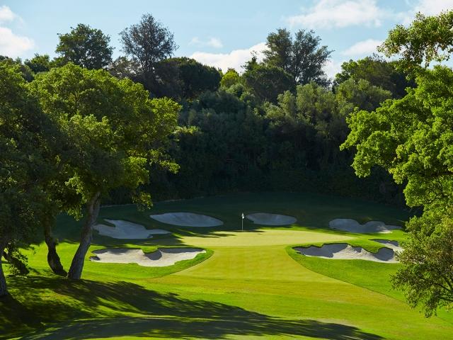 Hole 6 - Real Valderrama Golf Club