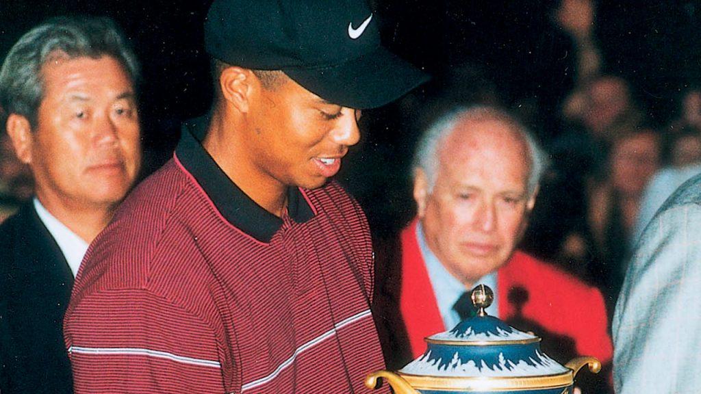 Tiger Woods Valderrama WGC Amex