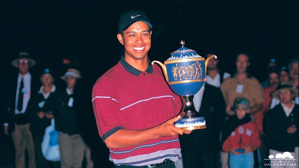 Tiger Woods Valderrama WGC Champion